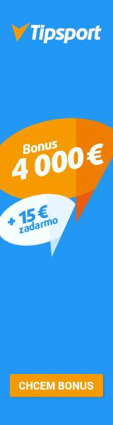 Bonus 4000 € + 15 € pre každého nového hráča!