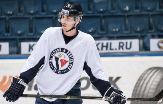 e7612b76d5017 Slovan poslal ďalšieho hráča do Tipsport ligy
